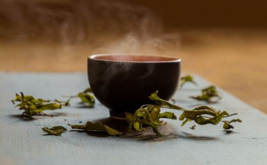 Acne Meaning - Green tea
