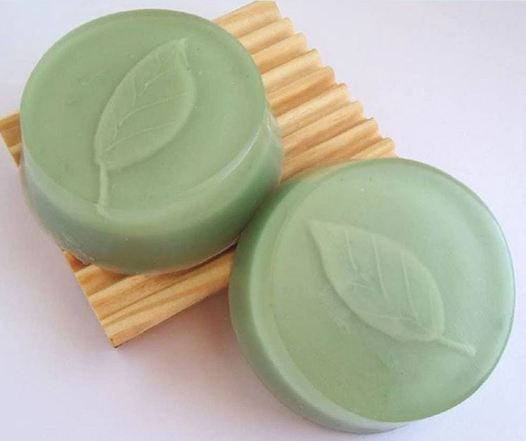 Chest acne - soap