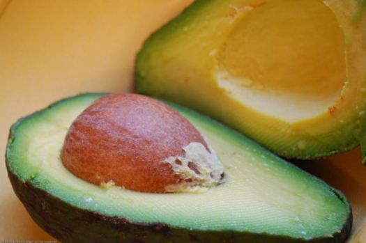 home remedies for acne scars - avocado mask