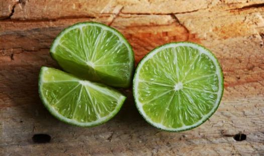 How to remove acne - lime
