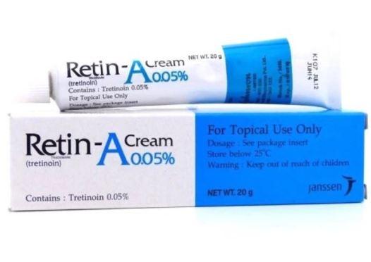 Pustular acne - Retinoids