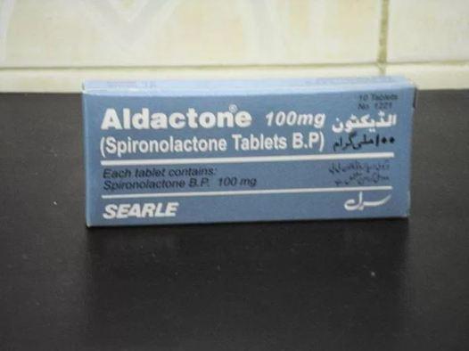 Severe acne - Spironolactone